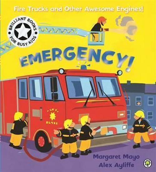 Mayo, Margaret / Awesome Engines: Emergency! (Children's Picture Book)