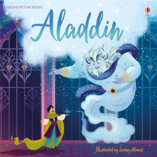 Davidson, Susanna / Aladdin (Children's Picture Book)