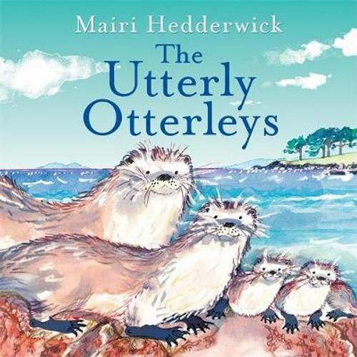 Hedderwick, Mairi / The Utterly Otterleys (Children's Picture Book)