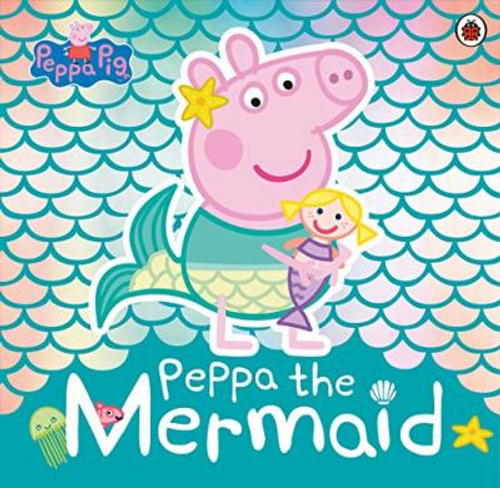 Peppa Pig: Peppa the Mermaid (Children's Picture Book)