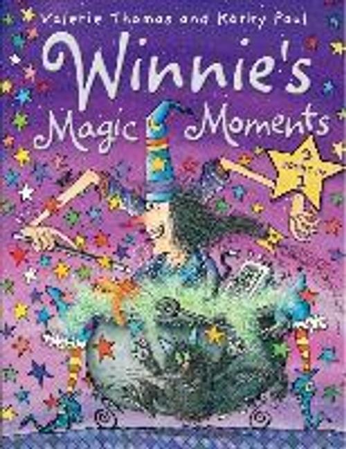 Thomas, Valerie / Winnie's Magic Moments (Children's Picture Book)