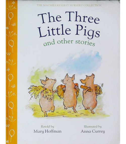 Three Little Pigs other stories (Children's Picture Book)