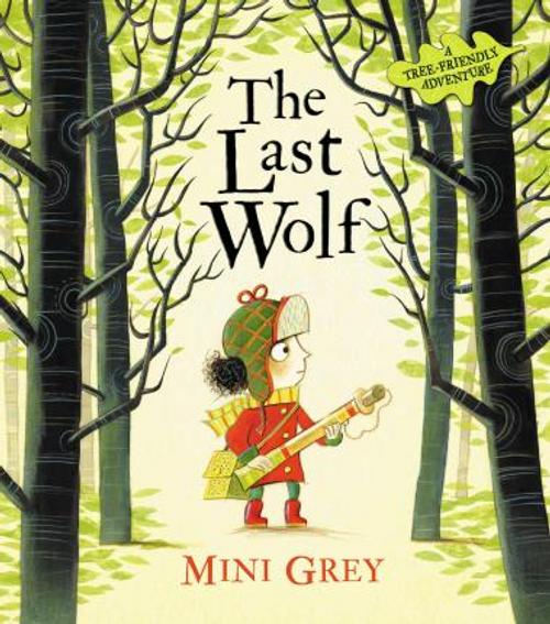 Grey, Mini / The Last Wolf (Children's Picture Book)