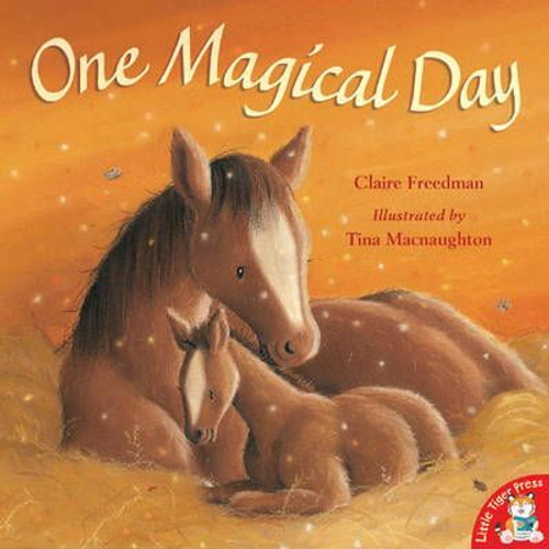 Freedman, Claire / One Magical Day (Children's Picture Book)