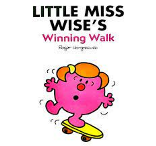 Hargreaves, Roger / Little Miss Wise's Winning Walk (Children's Picture Book)
