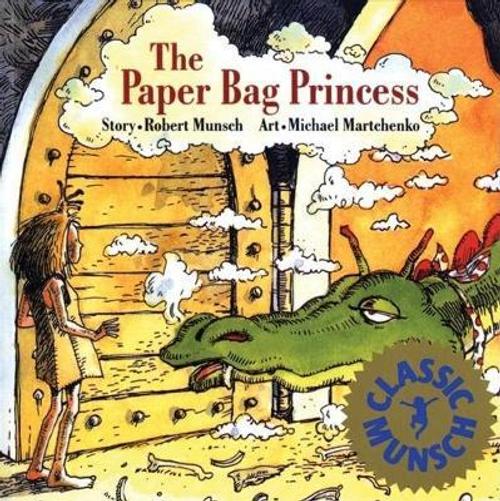 The Paper Bag Princess (Children's Picture Book)
