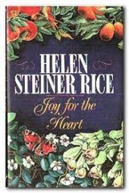 Rice, Helen Steiner / Joy for the Heart (Hardback)