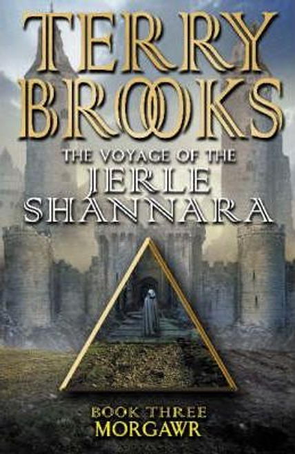 Brooks, Terry / The Voyage of the Jerle Shannara: Morgawr (Hardback)