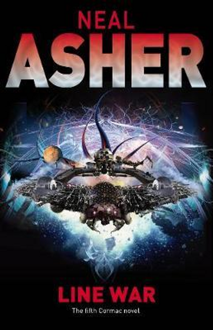 Asher, Neal / Line War (Hardback)