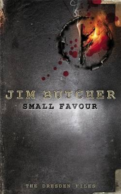 Butcher, Jim / Small Favour (Hardback)