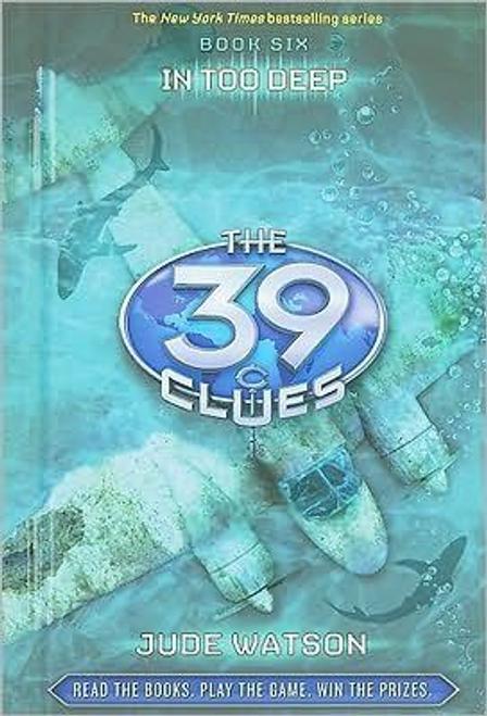 Watson, Jude / The 39 Clues Book 6 (Hardback)