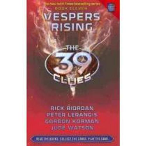 Riordan, Rick / Vespers Rising :The 39 Clues: book 11 (Hardback)