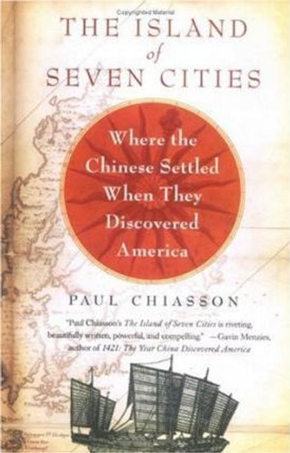 Chiasson, Paul / The Island of Seven Cities (Hardback)