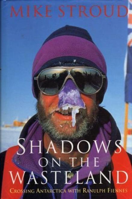 Stroud, Mike / Shadows on the Wasteland (Hardback)