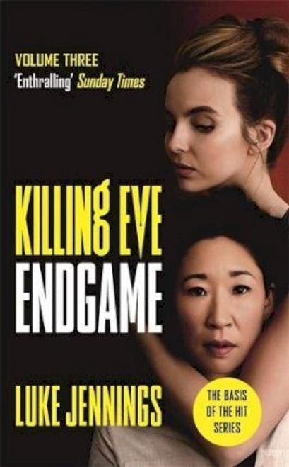 Jennings, Luke / Killing Eve: Die For Me (Hardback)