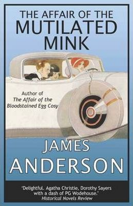 Anderson, James / The Affair of the Mutilated Mink