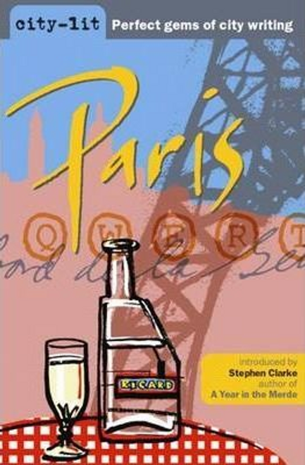 Reyes, Heather / Paris City-lit