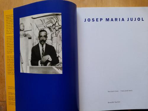 Llinas, Jose - Josep Maria Jujol - PB - Art Monograph - Taschen - Barcelona - SPAIN