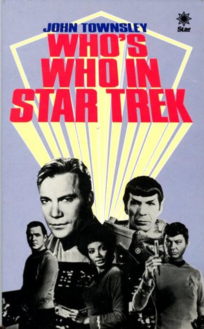 Townsley, John / Who's Who In Star Trek