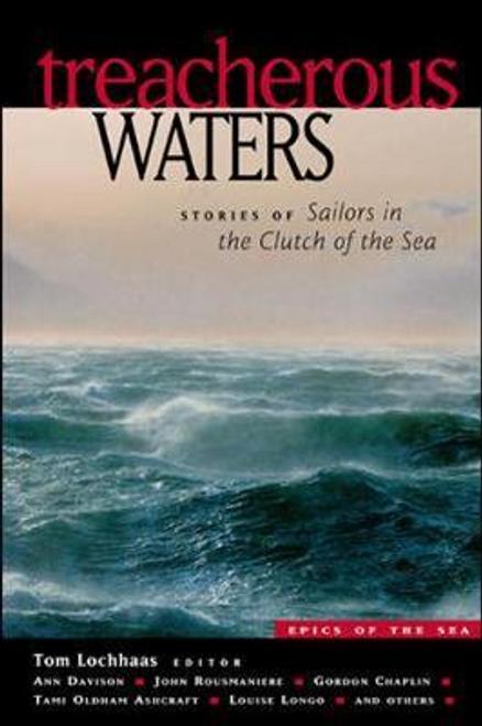 Lochhaas, Tom / Treacherous Waters (Large Paperback)