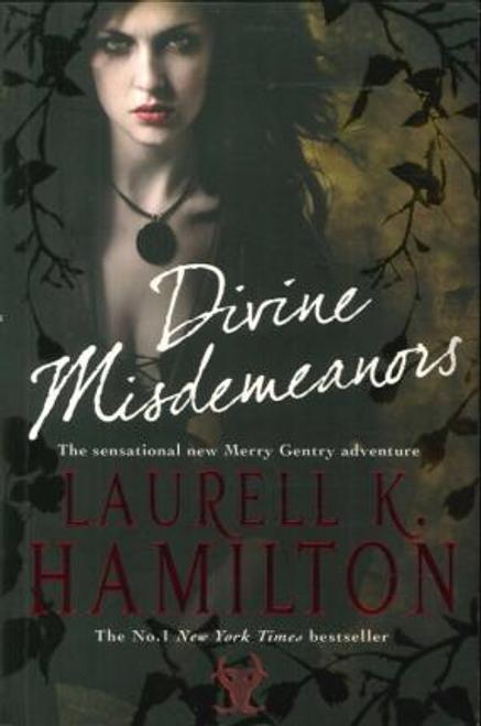 Hamilton, Laure / Divine Misdemeanors (Large Paperback)