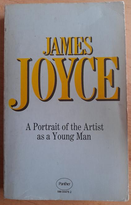 Joyce, James - A Portrait of the Artist as a Young Man - Panther PB - 1977 - Originally 1916