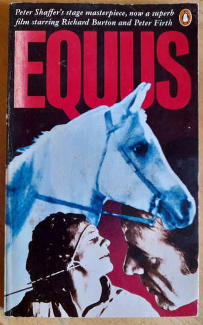 Shaffer, Peter - Equus - PB - Vintage PB 1977 ( Originally 1973)