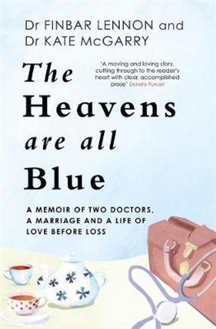 Lennon, Finbar / The Heavens Are All Blue (Large Paperback)
