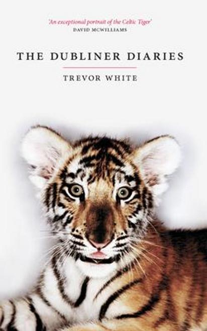 White, Trevor / The Dubliner Diaries (Large Paperback)