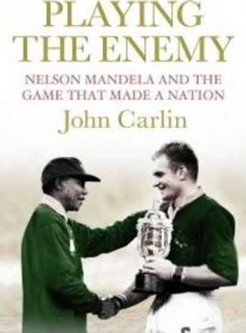 Carlin, John / Playing the Enemy (Large Paperback)