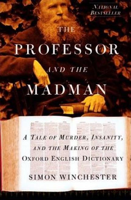 Winchester, Simon / The Professor and the Madman (Large Paperback)