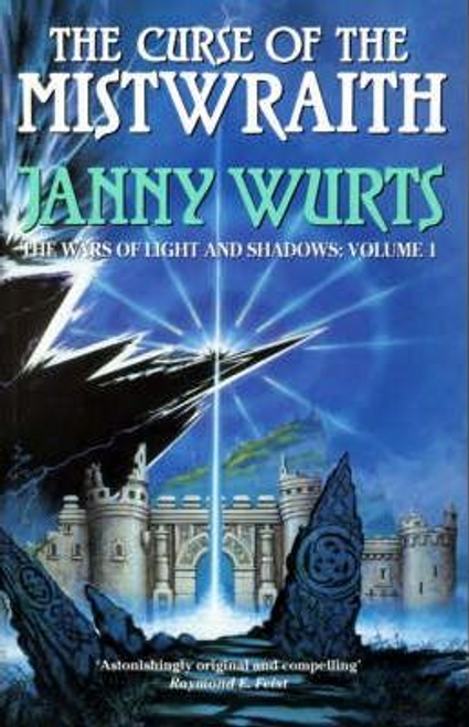 Wurts, Janny / The Curse of the Mistwraith (Large Paperback)