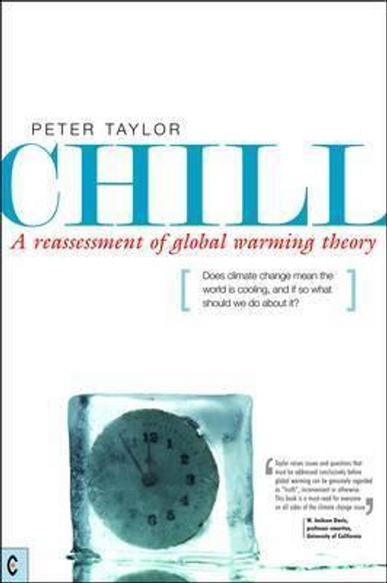 Taylor, Peter / Chill (Large Paperback)