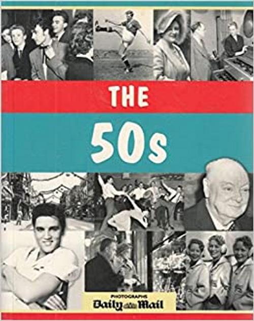 Thomas, Gareth / The 50s (Large Paperback)