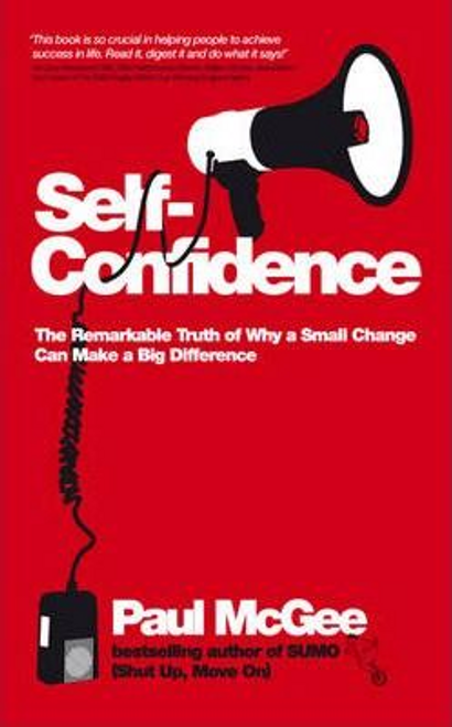 McGee, Paul / Self-Confidence (Large Paperback)