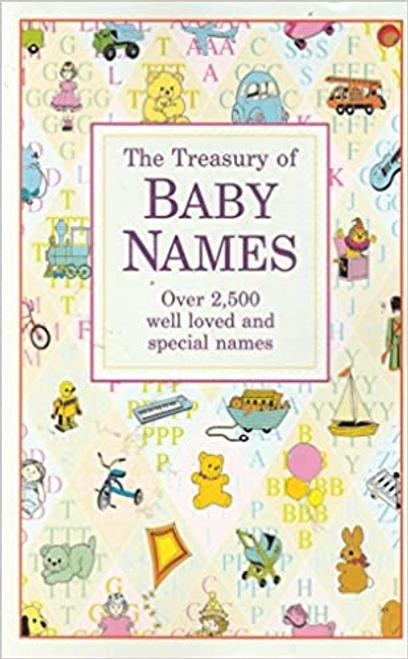 Martin-Doyle, Katie / Treasury of Baby Names (Large Paperback)