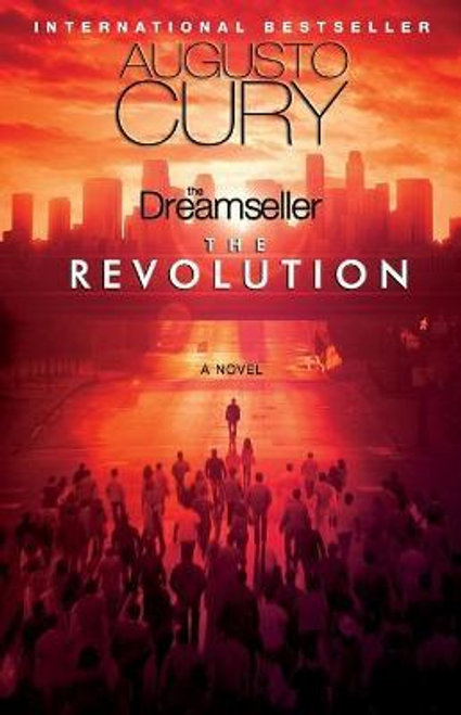 Cury, Augusto / The Dreamseller: The Revolution (Large Paperback)