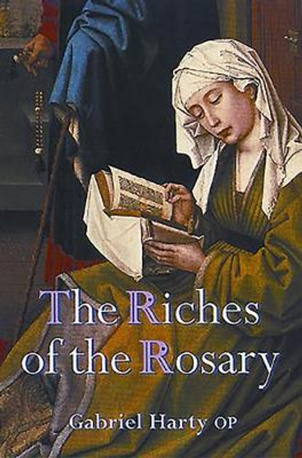 Harty, Gabriel / The Riches of the Rosary (Large Paperback)