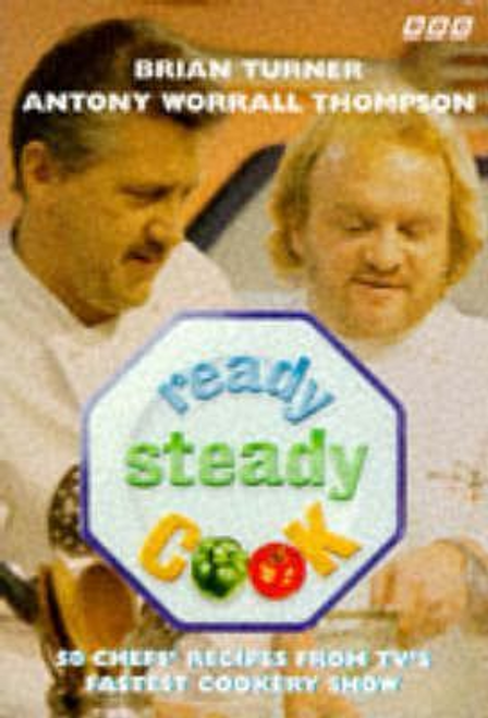 Turner, Brian / Ready Steady Cook (Large Paperback)