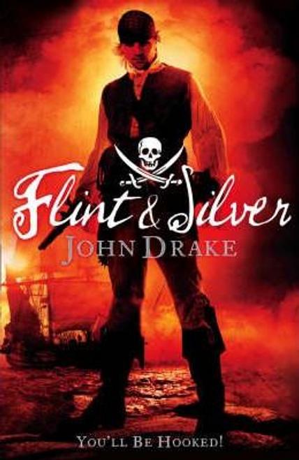 Drake, John / Flint and Silver (Hardback)