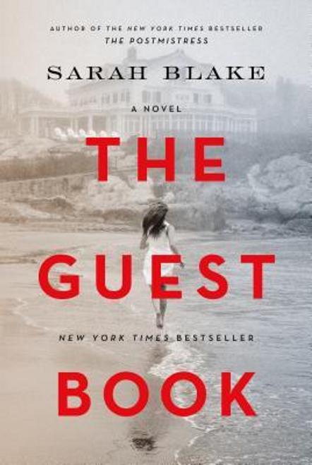 Blake, Sarah / The Guest Book (Hardback)