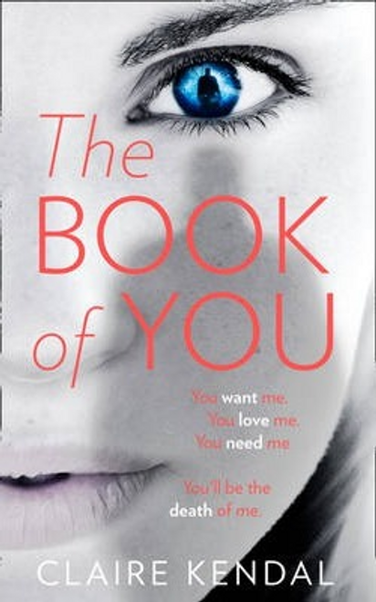 Kendal, Claire / The Book of You (Hardback)