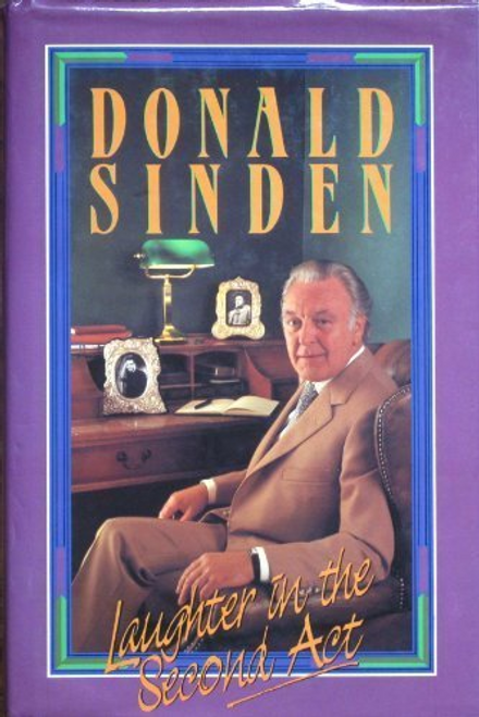 Sinden, Donald / Laughter in the Second Act (Hardback)