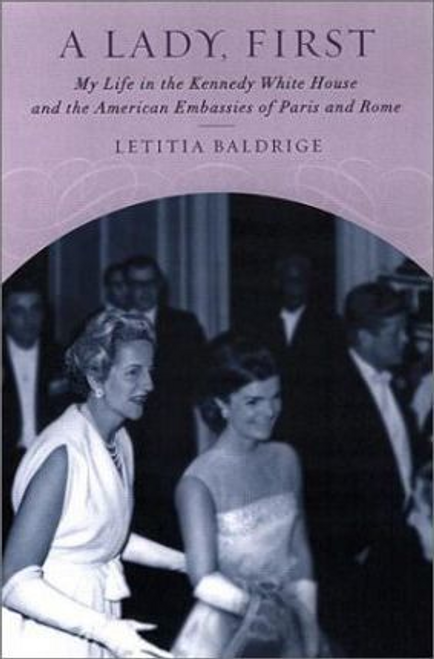 Baldridge, Letitia / A Lady, First (Hardback)