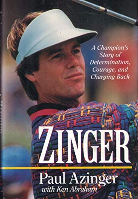 Azinger, Paul / Zinger (Hardback)