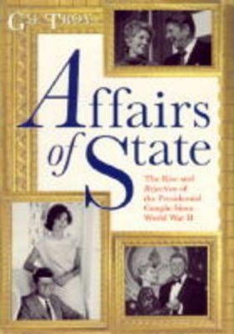 Troy, Gil / Affairs of State (Hardback)