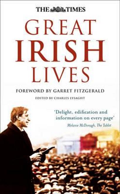 Fitzgerald, Garret / The Times Great Irish Lives (Hardback)