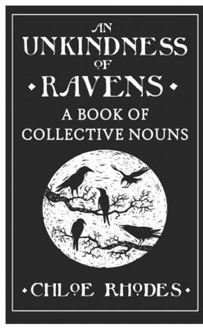 Rhodes, Chloe / An Unkindness of Ravens (Hardback)