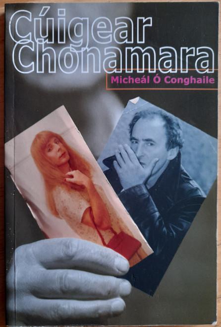 Ó Conghaile, Micheál - Cúigear Chonamara - PB - 2003 - Dráma - As Gaeilge