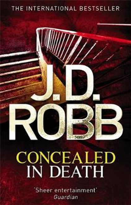 Robb, J. D. / Concealed in Death : An Eve Dallas thriller (Book 38)